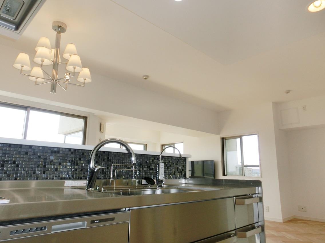 キッチンのどこでどんな家電を使いますか?