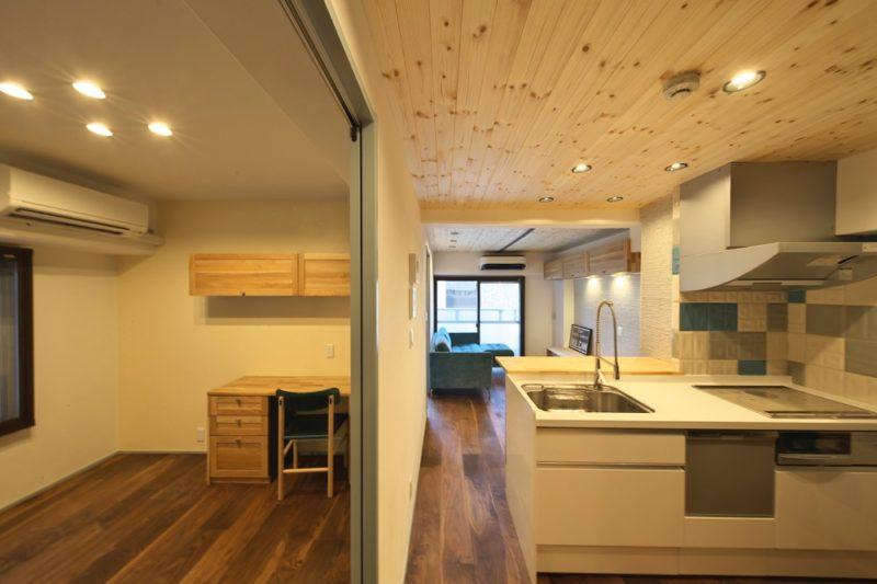 マンションをリフォームする建築会社